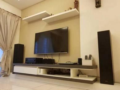 BEST BUY~Fully Furnished & Renovated Sri Bayu Apartment Puchong Jaya
