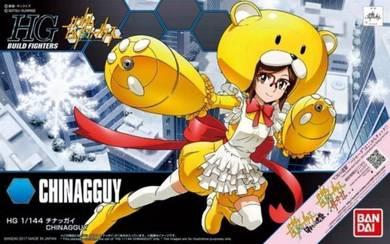 HGBF 1/144 CHINA'GGUY Bandai