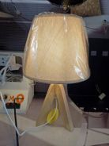 Designer series table lamp