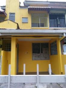 Single storey town house unit atas pandan indah SERUPA MACAM TERES TU