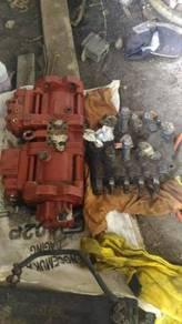 Main pump&control; bar 045-5