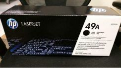 Toner HP 100% Original 49A(Q5949A)