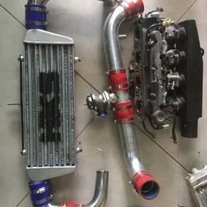 4AGE blacktop 20v turbo kit