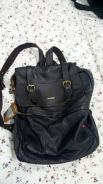 Leather Backpack Kickers