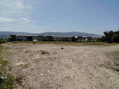 Residential land in kinarut