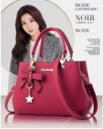 Female top import korean handbag