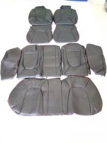Cover Seat Kulit PVC Proton WAJA - BARU