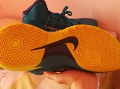 Nike Hyperdunk Xdr Mens Blue Yellow 👟