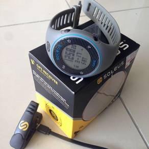 Running Watch Soleus GPS One