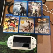 PlayStation Vita 2K Wifi white