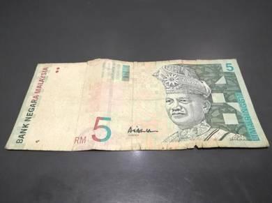 Duit RM5