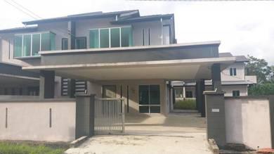 Double Storey Semi Detached at Merry Park near Malihah,Batu Kawa