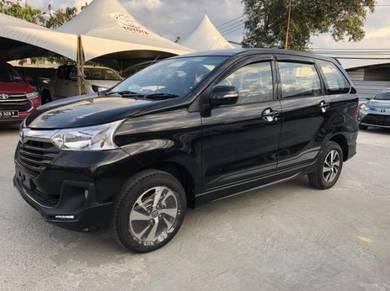 New Toyota Avanza for sale