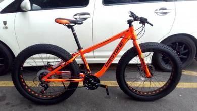 Fatbike TRS CRESTONE Alloy 21Speed Fat bike