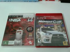 Game PS3 (NBA 2K14&MIDNIGHT; CLUB COMPLETE EDITIOn