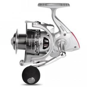 PRO BEROS GC Series Fishing Spinning Reel (SIlver)