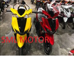 New yamaha ego avantiz clear stock offer 2018