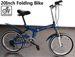 Folding Bike Bicycle Basikal Berlipat MTB 20