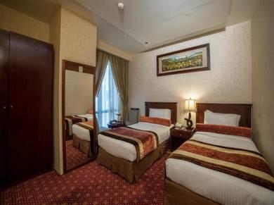 AMI Travel | Pakej Umrah Istimewa Hotel 5 Bintang