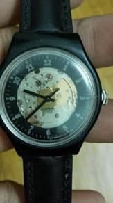 Jam tangan automatic swatch