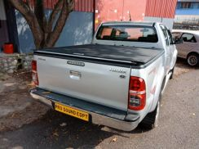Toyota Hilux Vigo Soft Lid Cover (Carryboy)