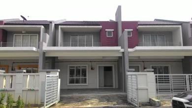 DOUBLE STOREY 100% LOAN Taman bandar ekar Rantau Senawang Seremban