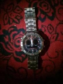 Jam tangan jenama RIPCURL utk dijual