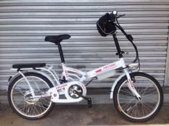 20 inch super folding 2 seater electric bicycle