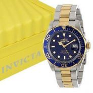 Invicta Pro Diver Blue Dial Watch Automatic Watch