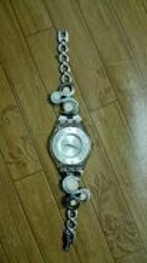 Jam tangan beteri wanita swatch