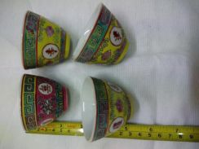 Porcelain cup
