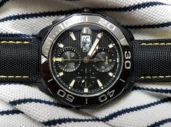 Tag Heuer Aquaracer automatic CAY218A new unworn