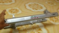 Arm bst 2 inch wave