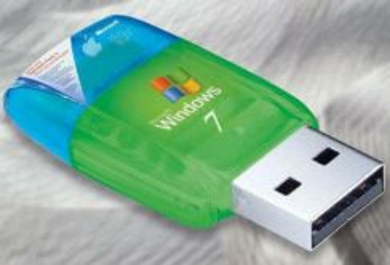 Windows 7 ultimate in usb