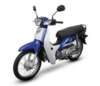 Honda EX5 110 Fi - Spoke - 10% Downpayment/ No GST