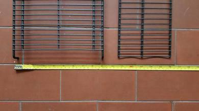 Plaform dan tangga sangkar kucing besar