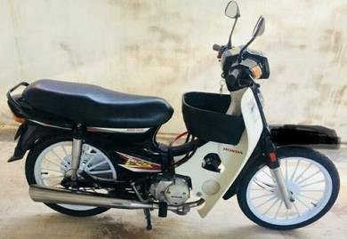 2010 Honda EX5 dream original set (black)