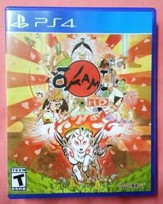 PS4 Okami HD