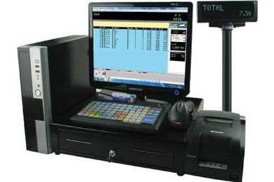 Pos system full package FnB and Retail