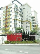 Treetops Residency condo rent Fully Furnished soon choong,botani ipoh