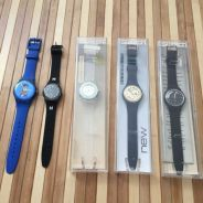 Original swatch automatic watches