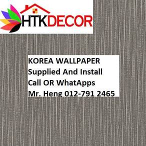 Pretty Wallcovering with Installation fg0h9859