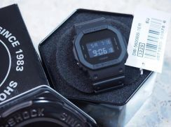 Casio G Shock DW 5600BB 1ER