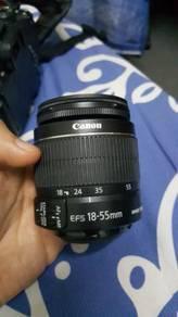 Canon Lens 18-55MM IS 700D 70D 60D 600D
