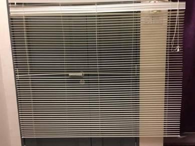 Bidai tingkap PVC