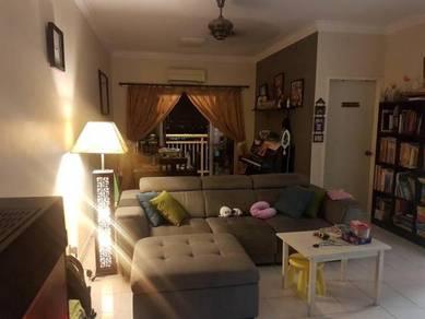 Puteri Bayu Apartment, Bandar Puteri Puchong, Move in Condition, Nice