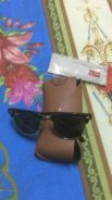Rayban clubmaster gold