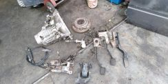 Manual Gearbox Set for Wira 4G15 4G13