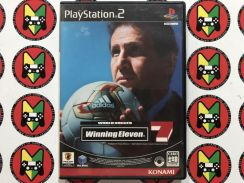 [USED]PS2 Winning Eleven 7