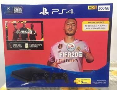 Playstation 4 Slim (FIFA20 edition)